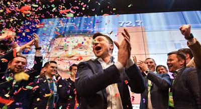 Зеленський переміг у другому турі виборів