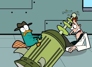 Phineas y Ferb Cazadores de Monstruos - Jugado y Resuelto!