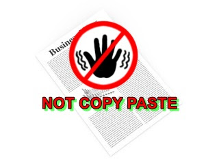 Copy Paste Artikel Dari Situs Yang Di Protect/Dikunci