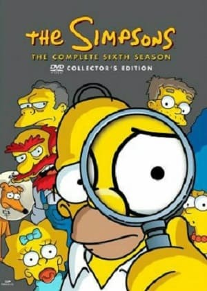 Os Simpsons - 6ª Temporada Desenhos Torrent Download capa