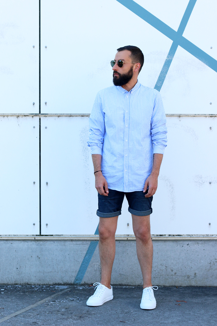 notanitboy, swiss, fashion, blogger, men, style, boy, hm, hub, rayban, mode, chemise payee, candy cane, style,blog,switzerland,
