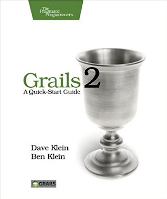 Top 5 Books to Learn Grails Framework for Java and Groovy Developers.