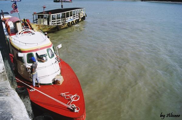 Ferybot-Insula-Crabilor-Malaezia