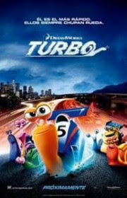 Turbo  Un caracol