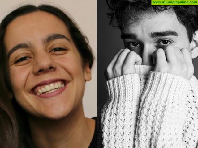 Valeria Castro, la voz que conquistó a Alejandro Sanz, y Cristian Delgado, con su primer álbum, invitados al escenario del LOVE