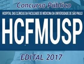 Apostila para Concurso Hospital das Clínicas da USP 2017 - Técnico de Enfermagem FMUSP.