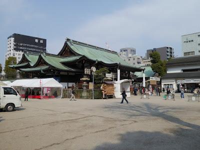 大阪天満宮・本殿