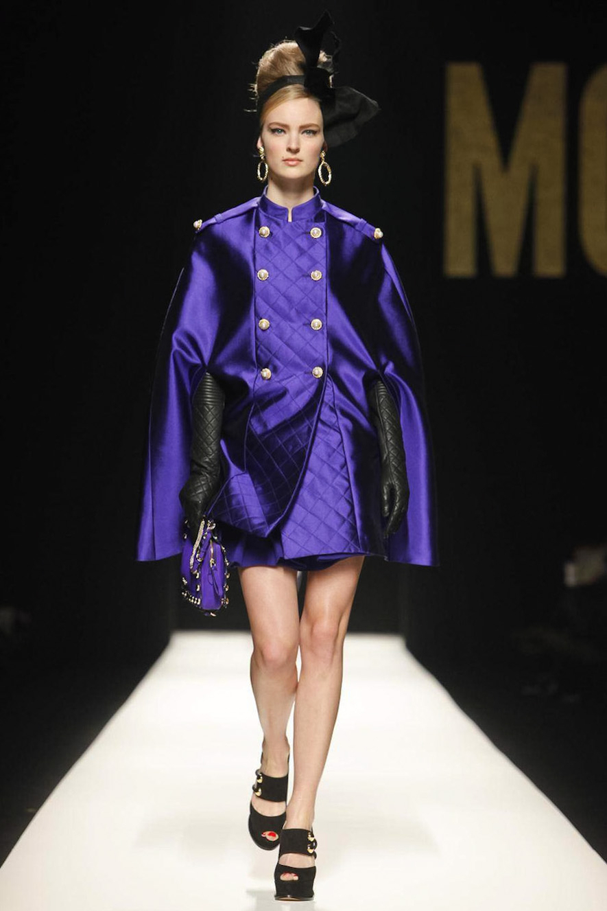 Moschino in The Week of Milan Fall-Winter 2007 / 2008