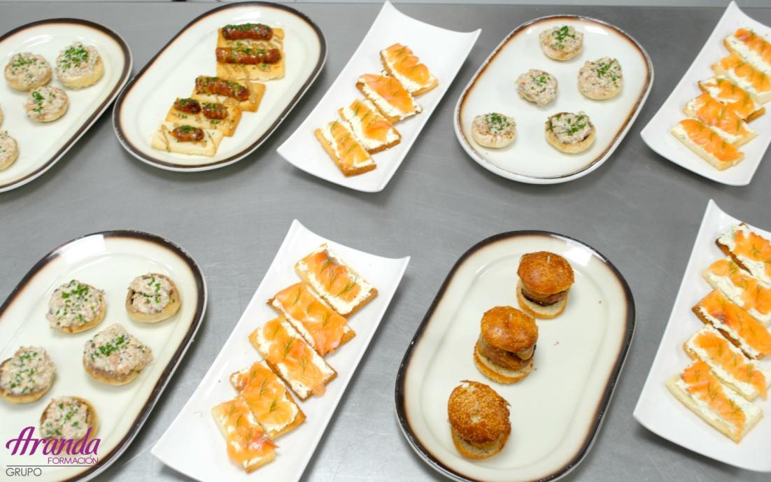 El gourmet urbano aranda for Tipos de platos