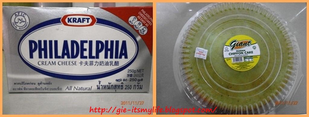 Recipe For Vanila Cream Chese Cake