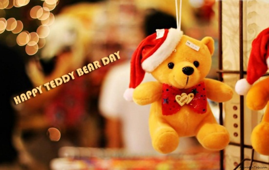 Happy Teddy Bear Day Shayari for Girlfriend in Hindi