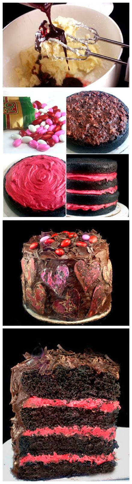 Jordan Sesame Cake Recipe