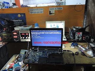 Serfis Laptop HP G42 Konslet - Mati Total