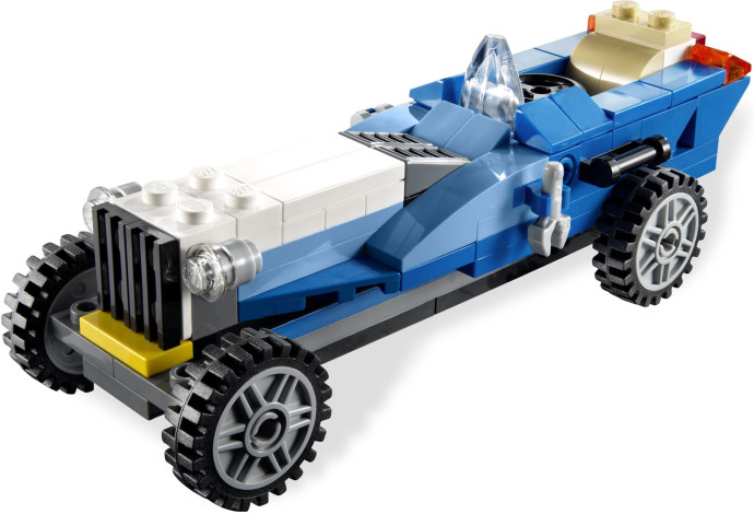 Jual Lego Murah Indonesia: Lego Creator - Blue Roadster (6913)