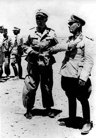 Mariscal de campo Erwin Rommel