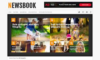 NewsBook Template