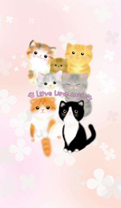love love cute cats 1