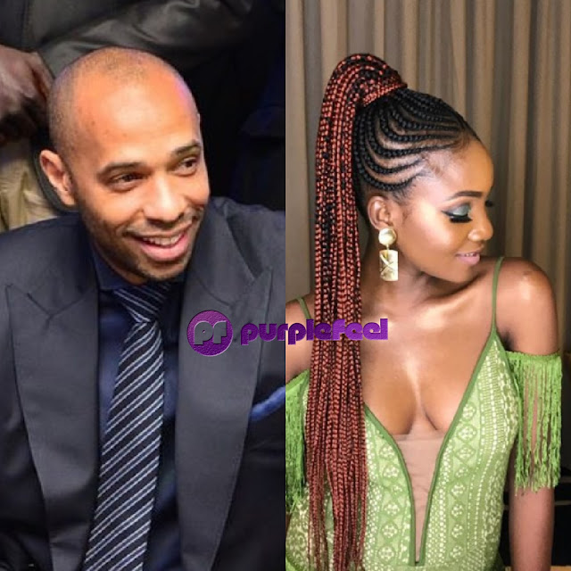 Simi Made Thierry Henry Sing In Yoruba Language And It Was So Beautiful (VIDEO)