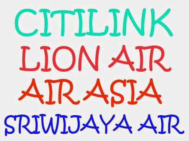 Harga Tiket Pesawat Jakarta Denpasar 2 Oktober 2014