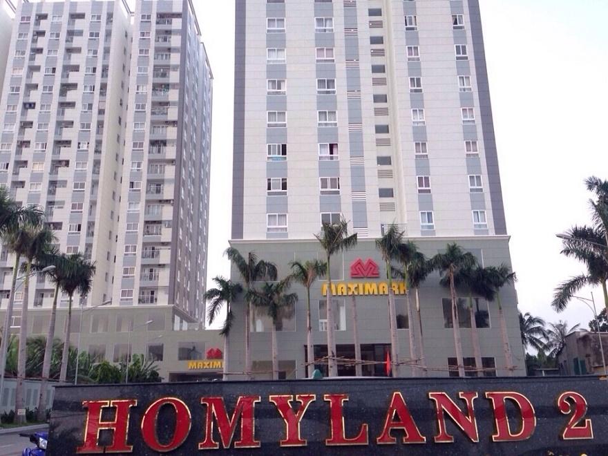 Căn hộ Homyland 2