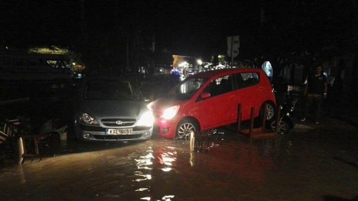 Δεκάδες τραυματίες δύο νεκροί και ανυπολόγιστες ζημιές από τον φονικό σεισμό στην Κω