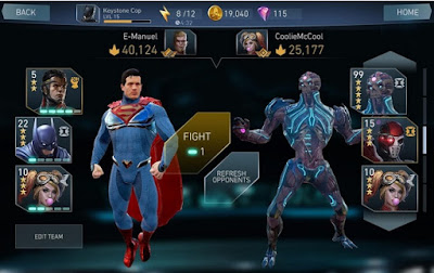 Injustice 2 MOD APK+DATA for Android