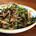 Quick-Braised Collard Greens With Bacon And Sweet Onions Recipe