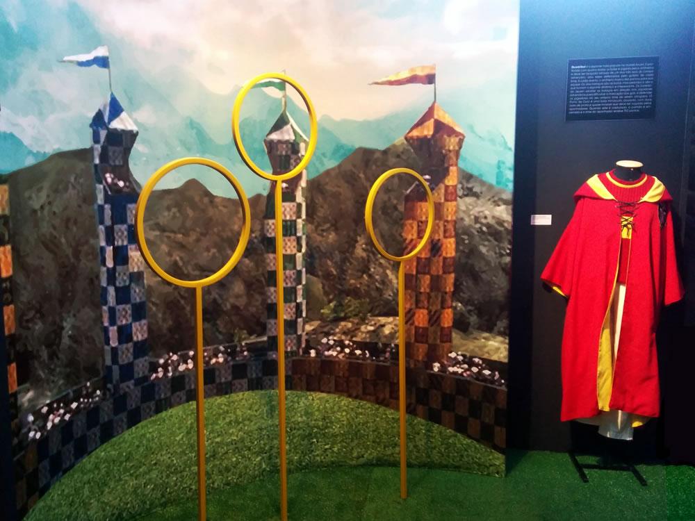 Potter Experience Exposição Harry Potter