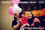 @10 apr : Contest Photo Anakku Ceria