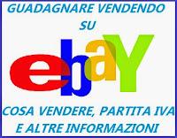 guadagnare vendendo su ebay