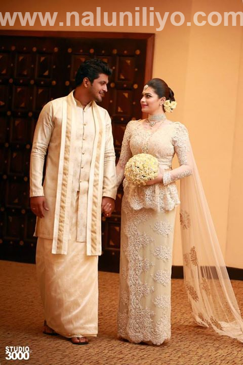 Hirunika Premachandra Married to boyfriend Hiran Yattowita