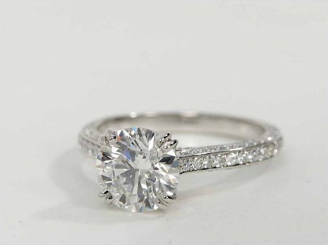 Get The Look Hannah Davis' Engagement Ring
