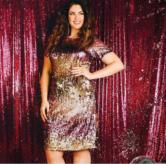 perfect plus size party dress