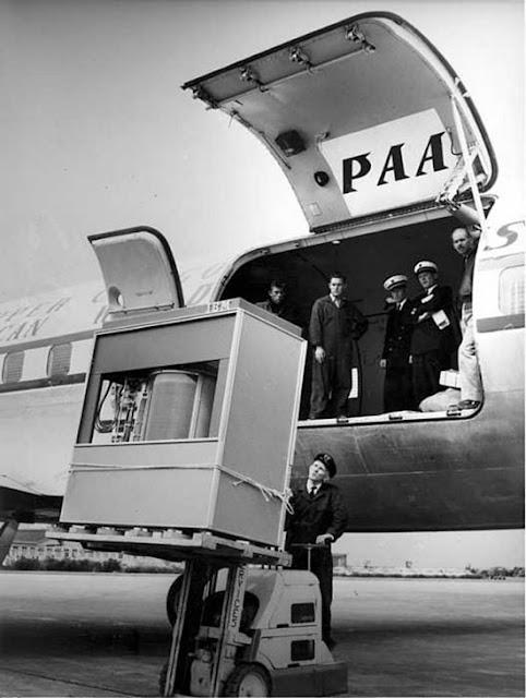 Жесткий диск IBM 1965г