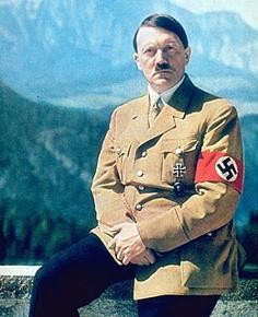 Adolf Hitler in Berchtesgaden worldwartwo.filminspector.com