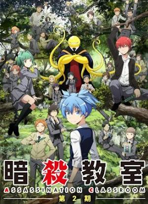 Ansatsu Kyoushitsu 2nd Season: Todos los Capítulos (25/25) [MEGA] BD HDL