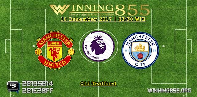 Prediksi Akurat MU vs Manchester City 10 Desember 2017