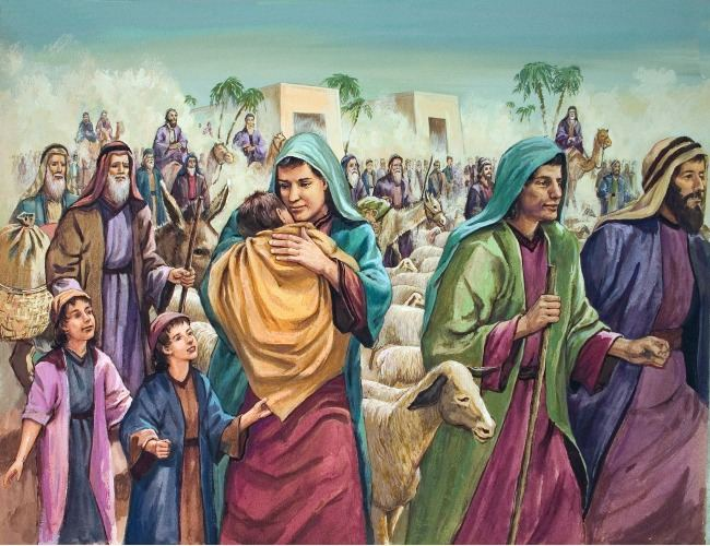 United In THE WORD: January 21 Bible Reading: Exodus ...