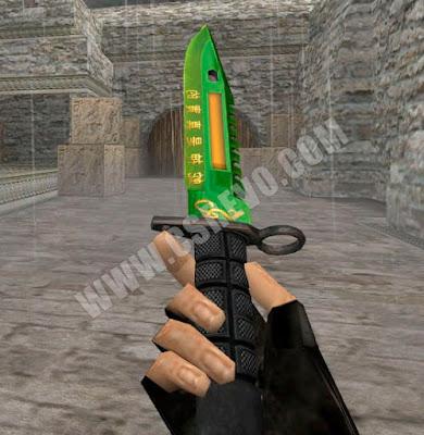 Skin Knife - Faca M9 Bayonet Agunua - HD CS 1.6