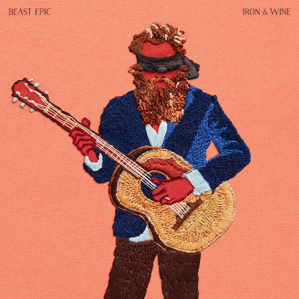 Iron & Wine - Beast Epic Cover