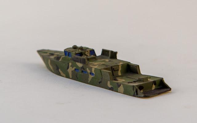 Gamecraft Miniatures: New Stridsbåt 90 H - Combat Boat Model