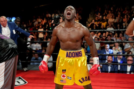 Adonis Stevenson - Oleksander Govzdyk Will Be Knocked Out