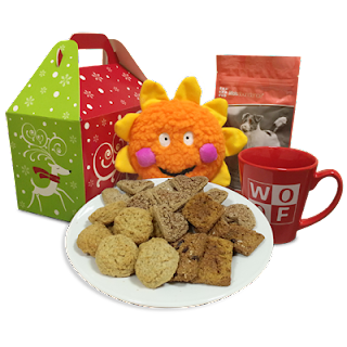 2016 gift basket for dogs