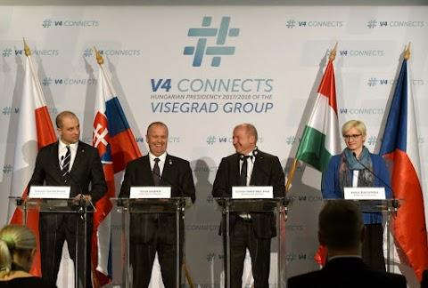 V4-Ausztria-csúcstalálkozó lesz csütörtökön Budapesten