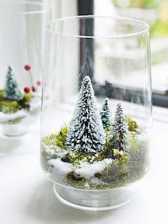 Centros de Mesa Variados, Navidad