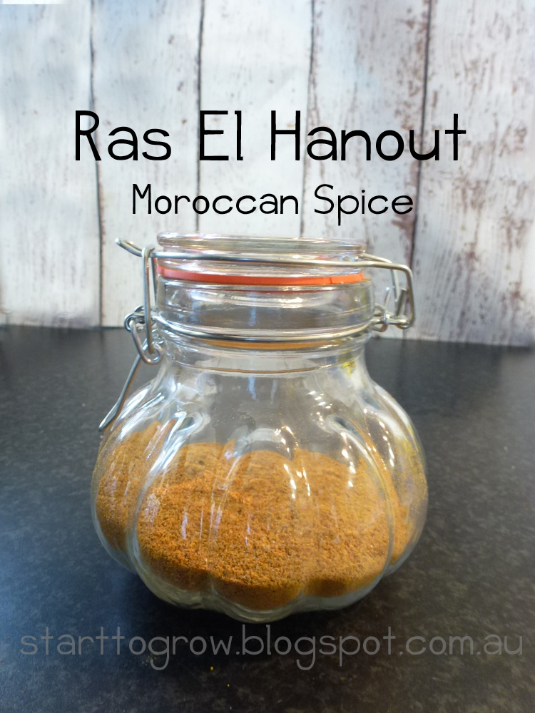 how to make ras el hanout spice mix