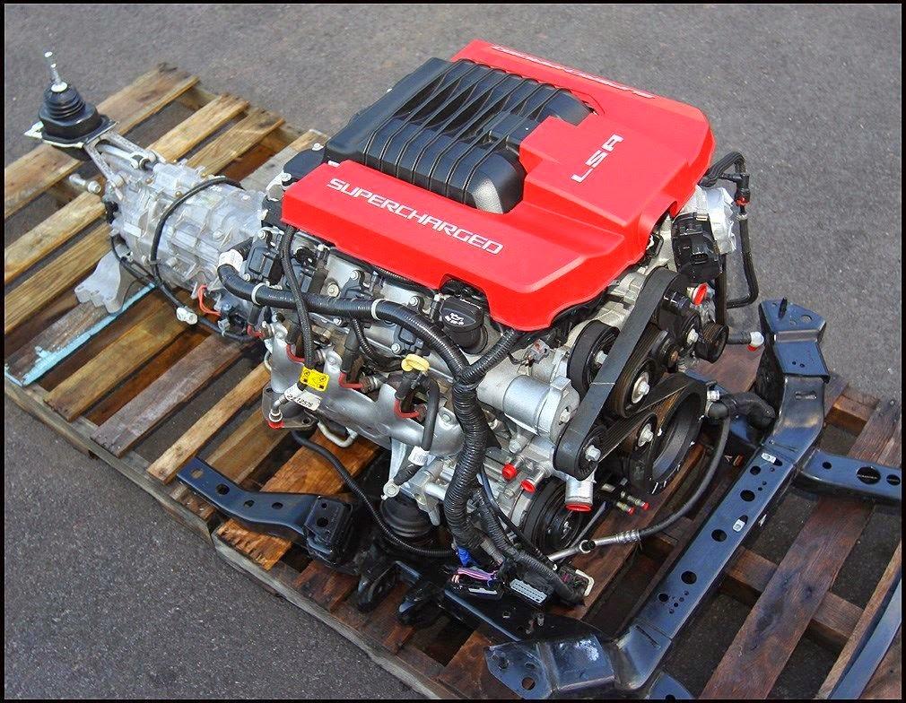 Zl1 Crate Motor