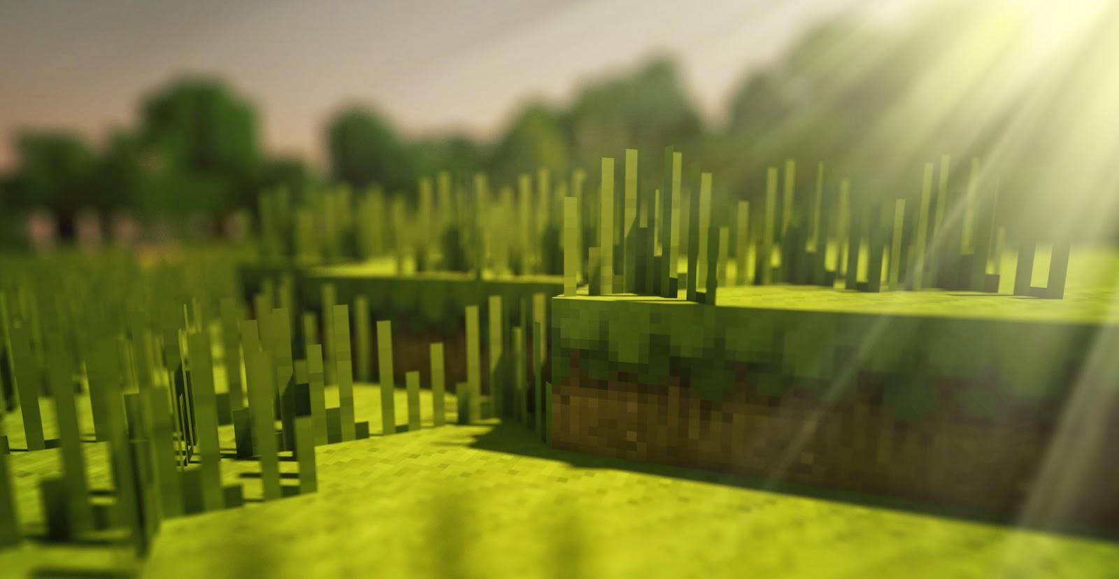 20 Adet Destansı Minecraft Duvar Kağıdı