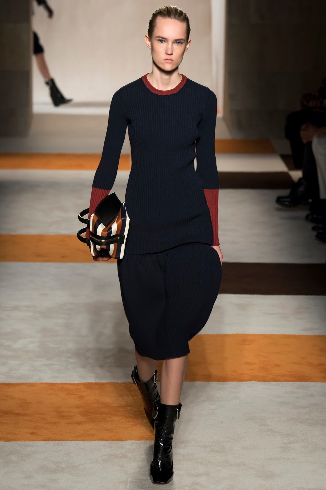 Victoria Beckham Fall/Winter 2016, New York Fashion Week, NYFW best collections via www.fashionedbylove.co.uk