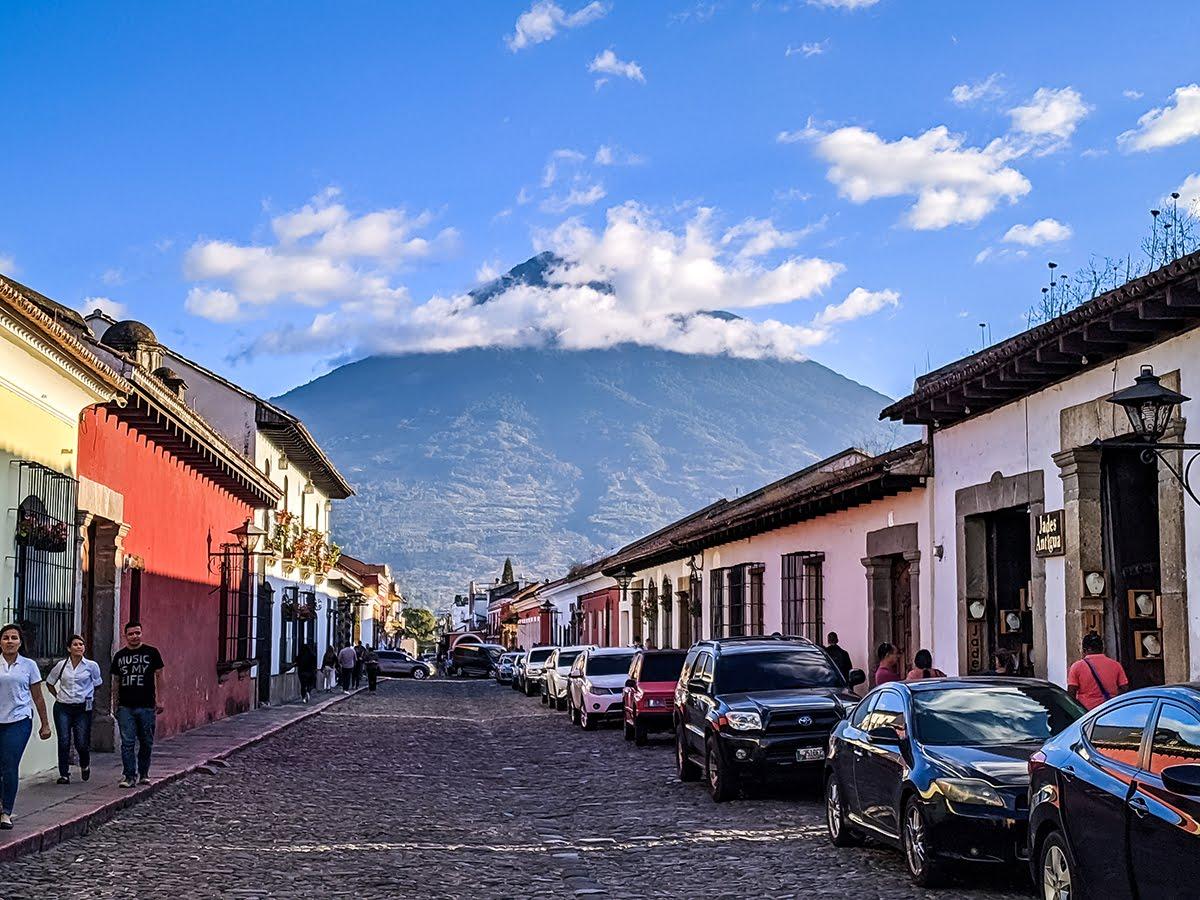 Guatemala Antigua Acatenango Volcan Fuego 瓜地馬拉 阿卡特南戈火山健行 富埃哥火山